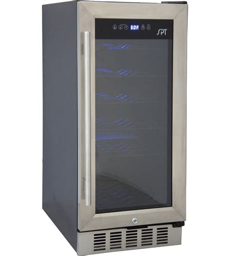 under cabinet wine chiller under counter wine cooler in wine coolers