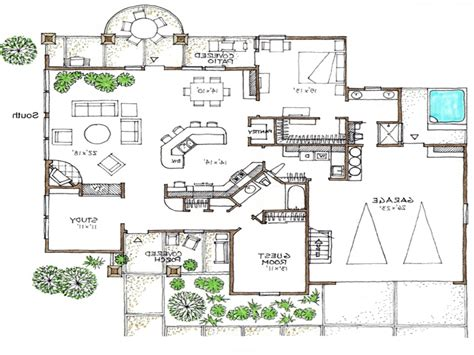 small efficient house plans home mansion