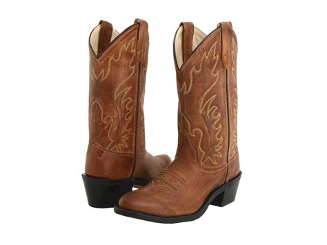 Western Boat by West Boots J Toe Western Boot Big Kid At Zappos