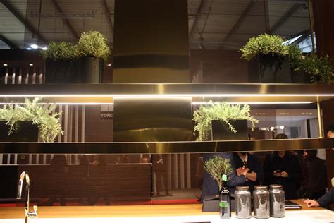 kitchen island mobile milan 39 s eurocucina highlights in kitchen design and