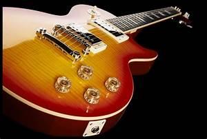 Epiphone Les Paul Tribute Plus 1960 Faded Cherry Burst Fc Electric Guitar Entpfcnh1  U2013 South