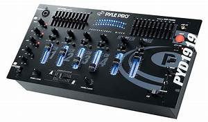 Pylepro - Pyd1919 - Musical Instruments - Mixers