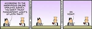 According to this anonymous online survey… – Dilbert ...