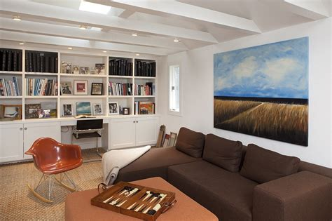 Decorating The Entertainment Corner With Built In Wall Basement Remodel Ideas Synonym Wall Art Cost To Install Egress Window Owens Corning System Leak In Cement Paint Water Coming Up From Floor