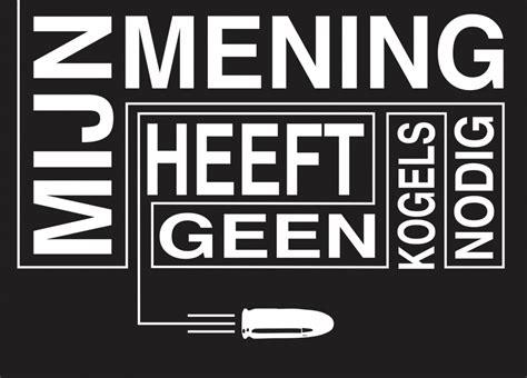 Mijn mening (VVD) - Boomerang Cards