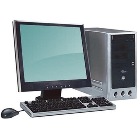 pc bureau fujitsu siemens ordinateur de bureau fujitsu siemens scaleo pi pr5157 pas