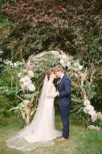 Garden Wedding Ceremony Arch Elizabeth Anne Designs The