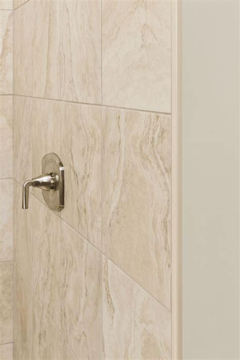 trim  beautifully beige schlutercom shower tile