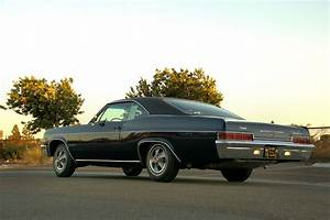427-powered 1966 Chevrolet Impala Ss