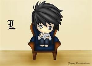 L Death Note Chibi Cake | www.imgkid.com - The Image Kid ...