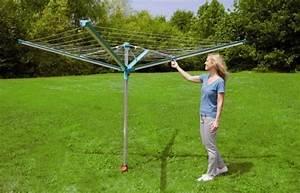 Séchoir À Linge Leclerc : leifheit sechoir a linge parapluie linomatic 600 deluxe ~ Melissatoandfro.com Idées de Décoration