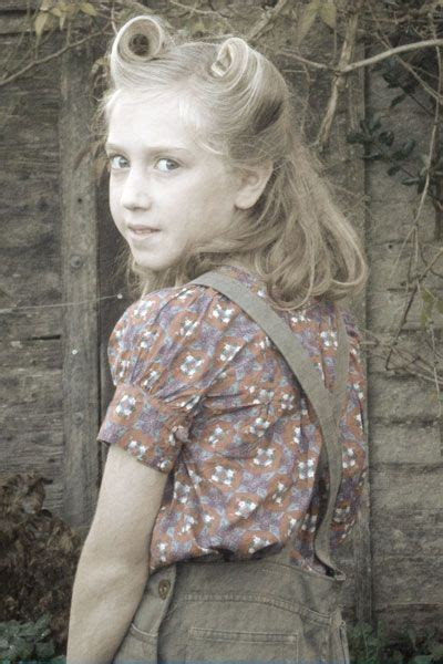 1940s Childrens Hairstyles by 1940 S Landgirl Upcycled Dungarees Historical Clothing