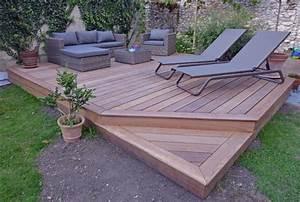 Bois Exotique Pour Terrasse : les diff rentes essences pour vos terrasses ~ Dailycaller-alerts.com Idées de Décoration