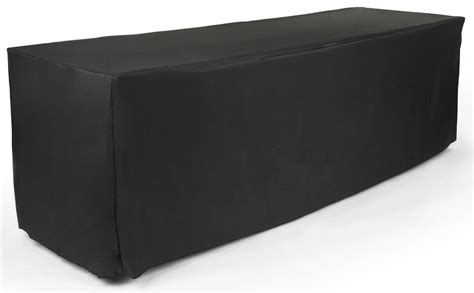 tablecloth for 8 foot table black polyester table cloth made of polyester