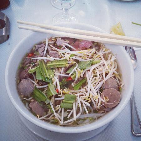 cuisine vietnamienne pho restaurant pho mai dans toulouse avec cuisine vietnamienne