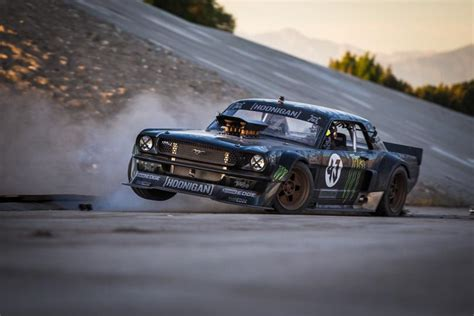 hoonigan mustang drifting hoonigan racing blog
