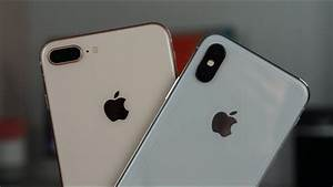 Iphone 8 Plus Auchan : iphone 8 plus vs iphone x youtube ~ Carolinahurricanesstore.com Idées de Décoration