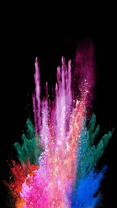 Iphone Colourful Smokey Colorful Trippy Wallpapers Smoke