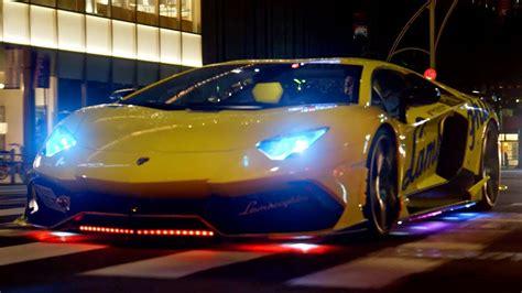Blue Neon Wallpaper Blue Lightning Lamborghini by Lamborghini Run In Japan Top Gear Series 25