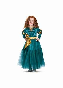 Disney Merida Girls Toddler Costume - Princess Costumes