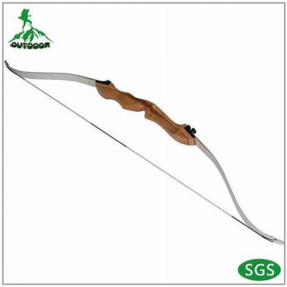 Bow Wooden Down Recurve China Take Youth