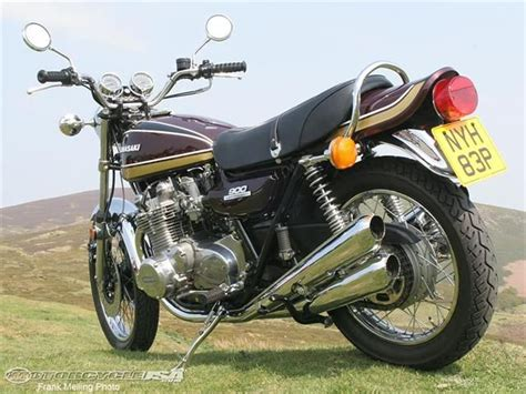 Where Is Suzuki Made by So What Made The Kawasaki Such A Great Motorcycle