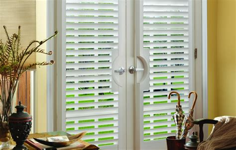 shutters  patio french doors drapery connection