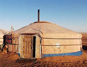 vocabulary - When writing about Mongolian felt tent houses ...