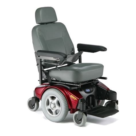Pronto Power Chair M91 by Invacare Pronto M91 Power Wheelchair Batteries Sp12 55