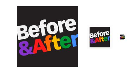Your Logo As A Design Element  Before & After  Design Talk
