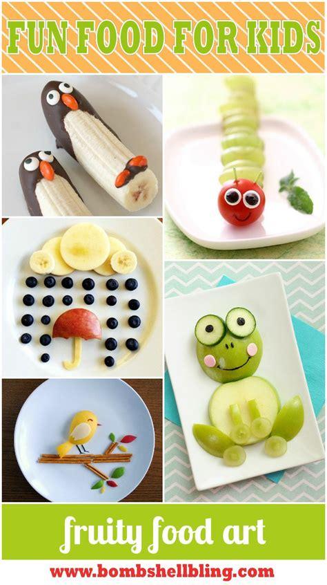Essen Anrichten, Bilder Aus Obst, Servieren, Party, Feier
