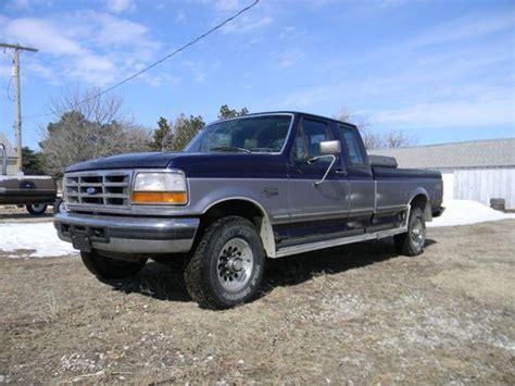 F250 Turbo Diesel Mpg by 1994 Ford F250 Turbo Diesel Mpg