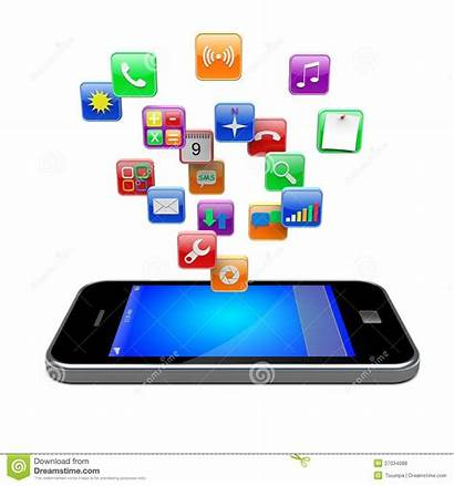 App Apps Clipart Smartphone Icons Phone Smart
