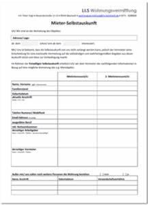 Mieterselbstauskunft Formular Kostenlos : formulare kostenlos f r mieter vermieter infos download ~ Orissabook.com Haus und Dekorationen