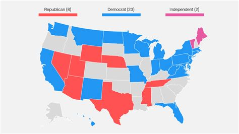 The 2018 Senate map is starting to look far less awful for ...