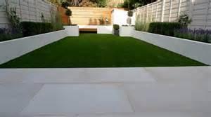 Concrete Block Raised Bed Picture