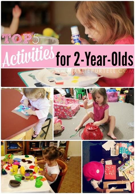 crafts for 2 yr olds top 5 activities for 2 year olds purtell capturing