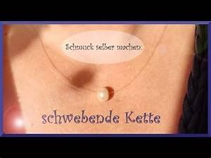 Anhänger Selber Machen : schmuck selber machen kette mit schwebendem anh nger youtube ~ Watch28wear.com Haus und Dekorationen