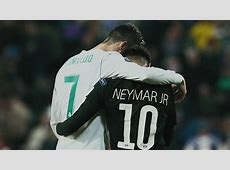 The Day Cristiano Ronaldo and Neymar became best friends