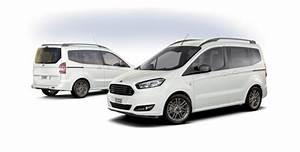 Ford Tourneo Courier Avis : ford courier bekommt sportliche note auto medienportal net ~ Melissatoandfro.com Idées de Décoration
