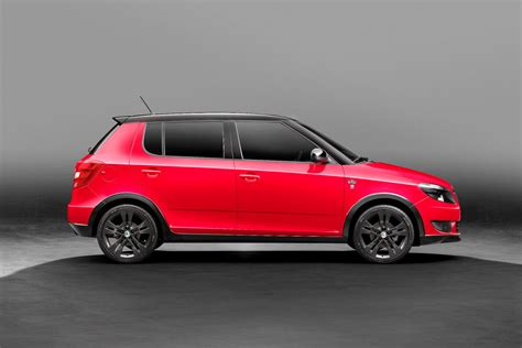 skoda launches fabia monte carlo