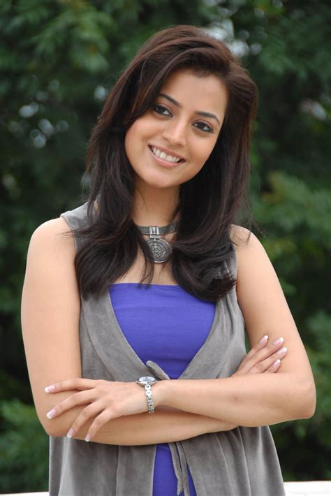 Movie Hub nisha agarwal Hot Photos Blue Dress