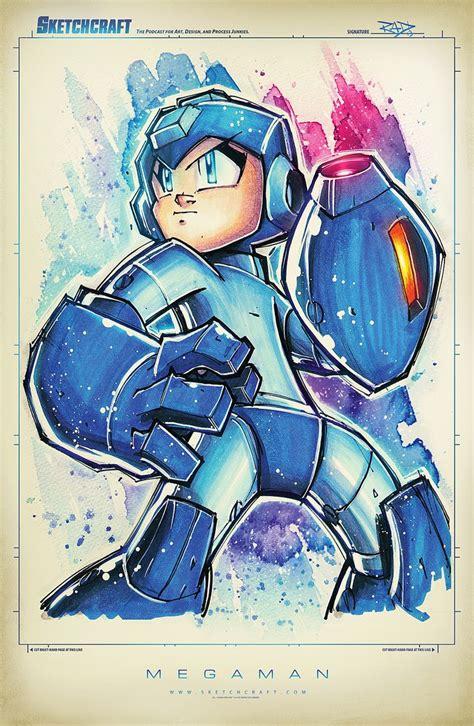 514 Best Mega Man Images On Pinterest Videogames Video