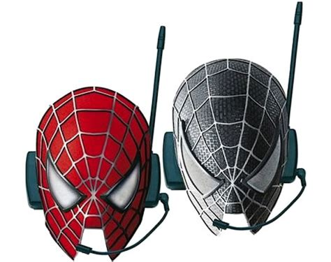 spiderman toys  gadgets collection