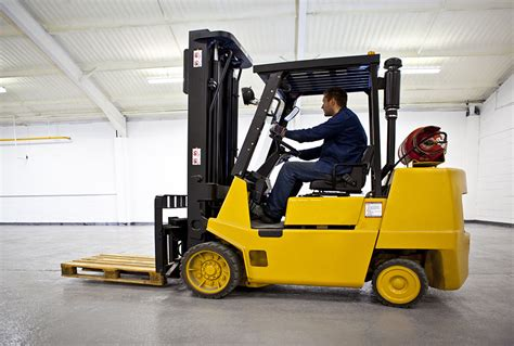 The Most Common Types Of Forklift Truck Accident