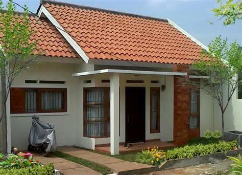 model rumah satu lantai konsep minimalis