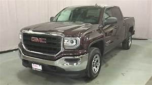 2016 Gmc Sierra 1500 Crew Cab 4wd Front Bench Seats 3