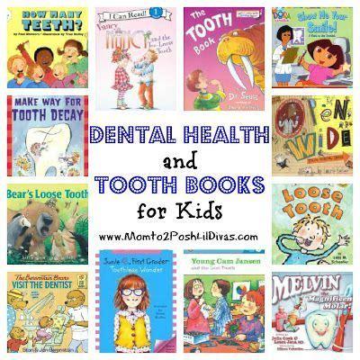 dental health  tooth themed books  kids preschool