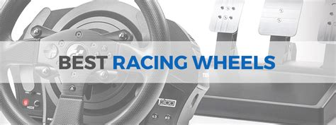 Best Pc Racing Wheels 9 Best Racing Wheels For Pc Xbox One And Ps4 In 2019