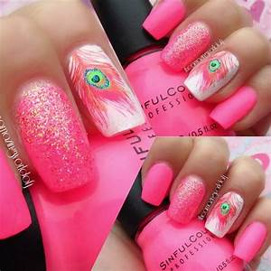 pink peacock by f these are so beautiful done with